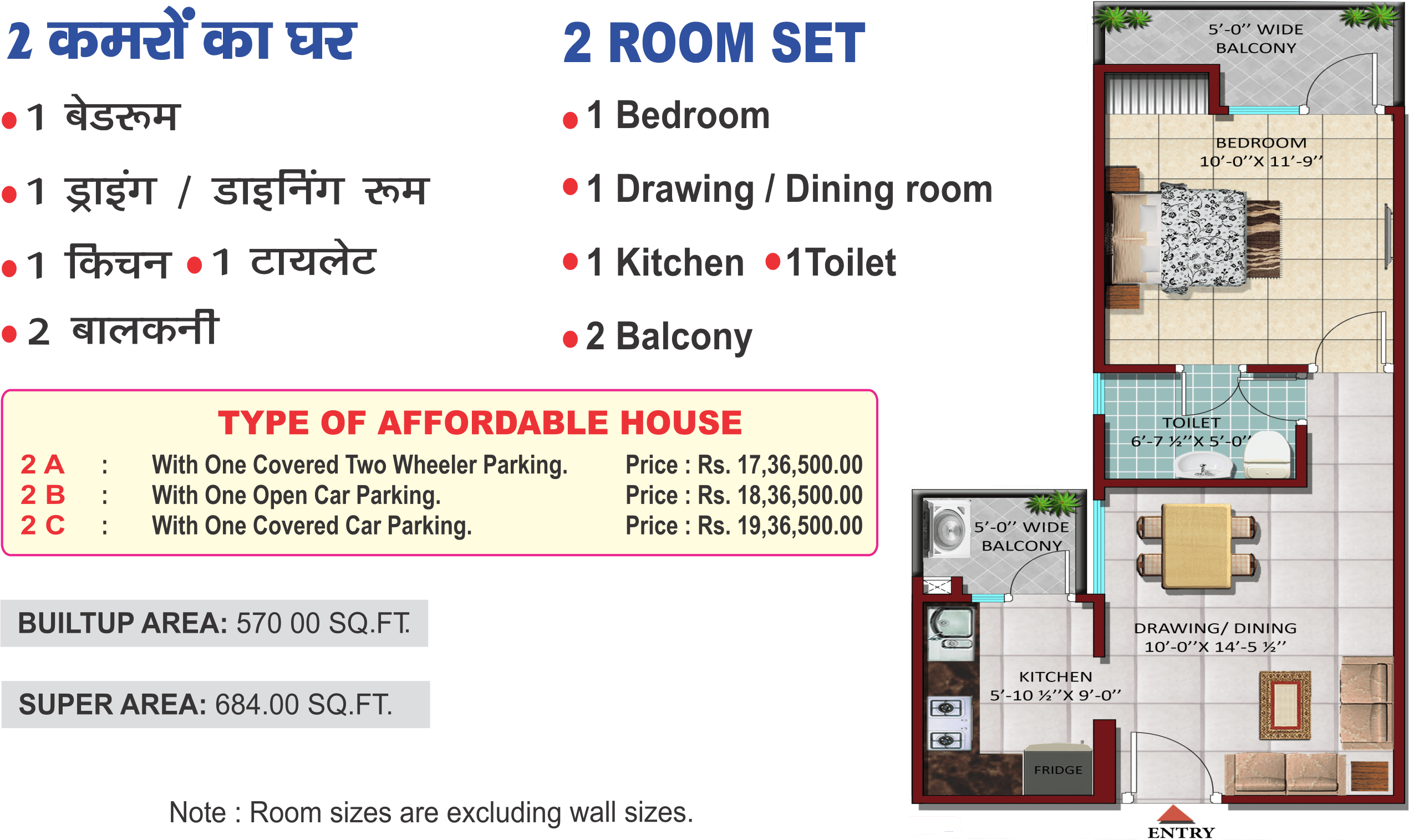 Diya GreenCity Unit Plan